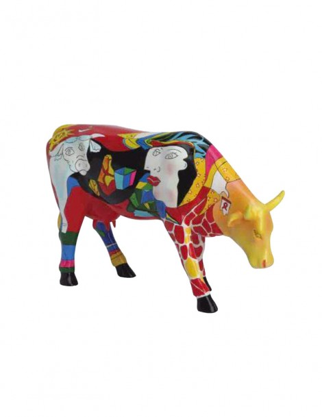 Picowso's African Cow.