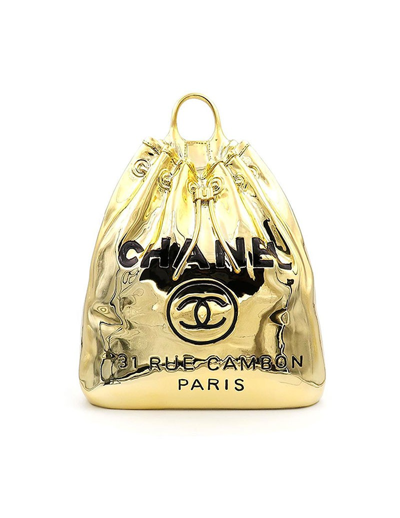 Chanel Bag Front.