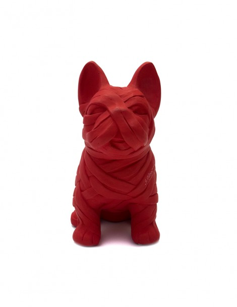 French Bulldog Red.