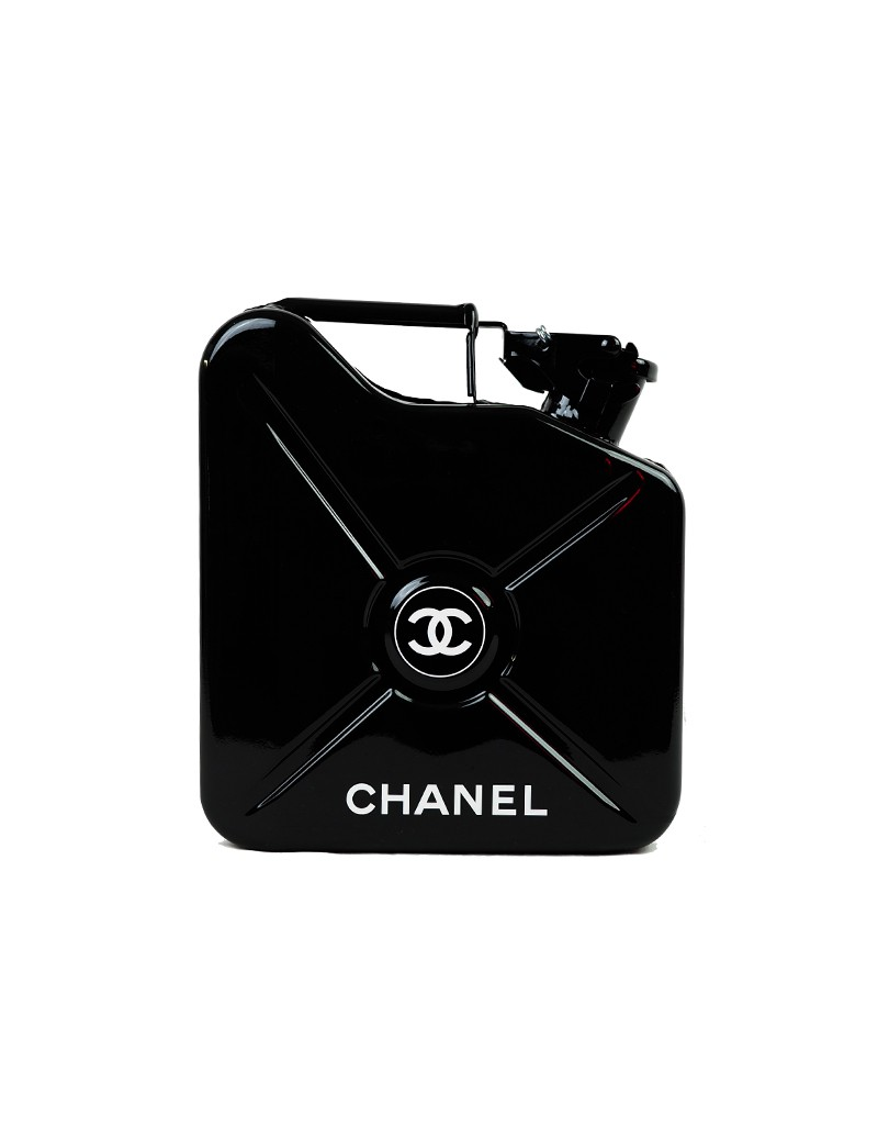 Black Chanel Jerrycan.