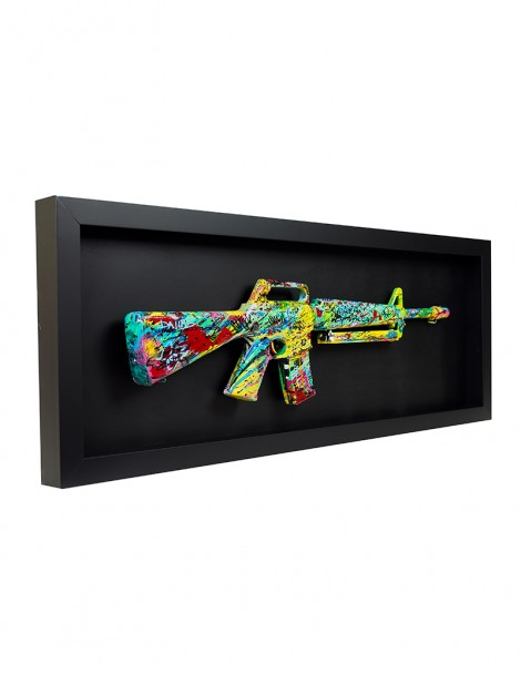 Colourful Gun Side.