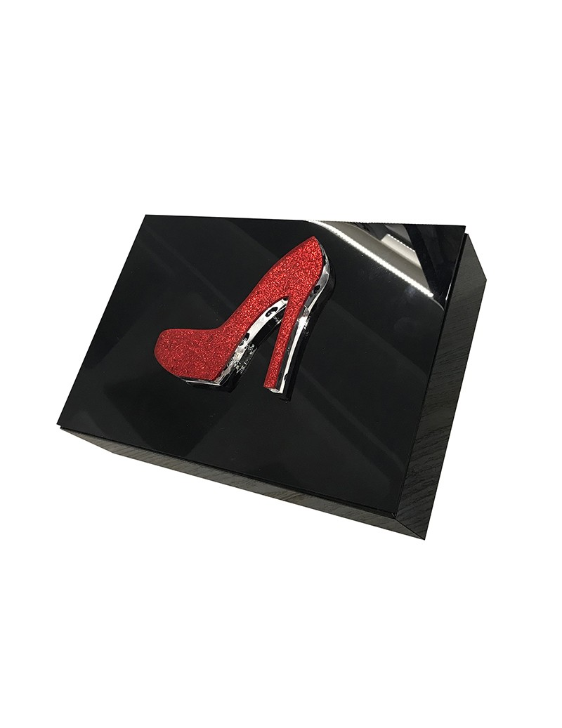 Jewelry Box Red Stiletto.