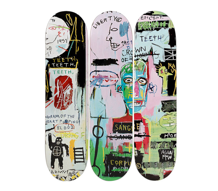 Skateboard Deck: The Coolest Vehicle for Art - The Art Dose