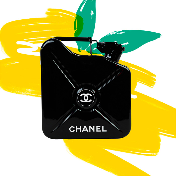 Chanel Jerrycan by Ian Philip.