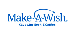 Make-A-Wish Logo.