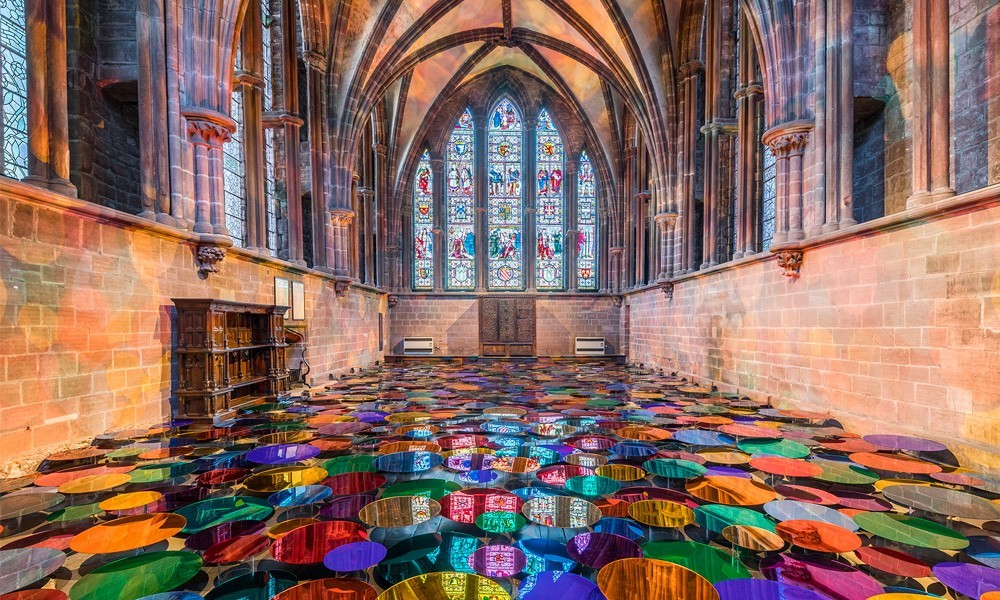 Art In The Cathedrals