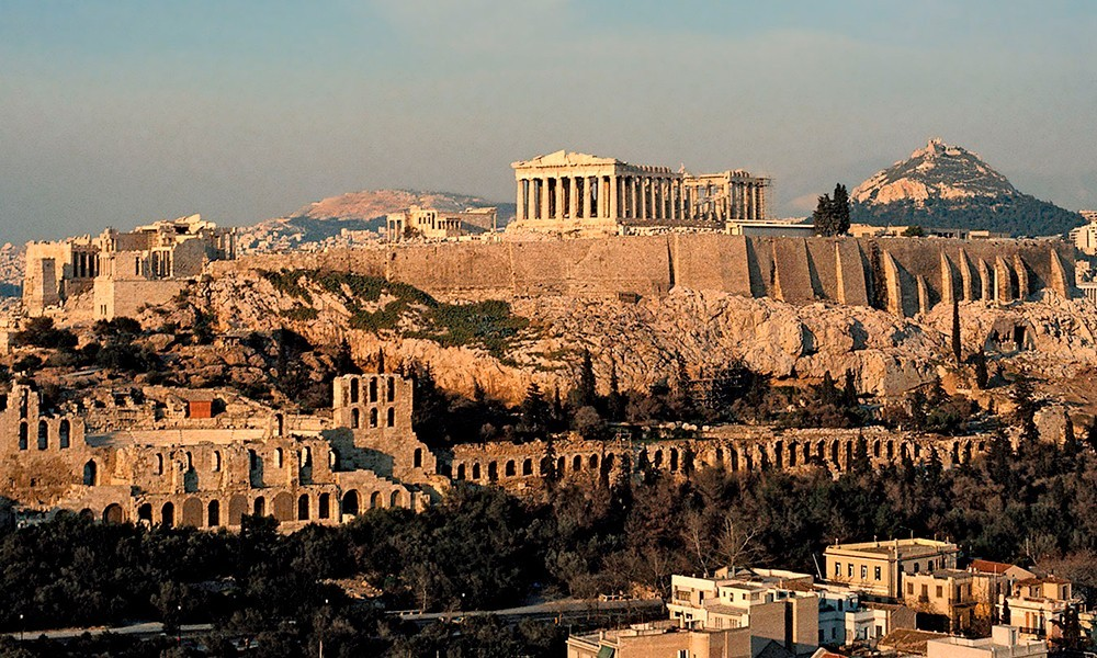 The Financial Times describe Athens as an Art Capital & Contemporary Art Hub