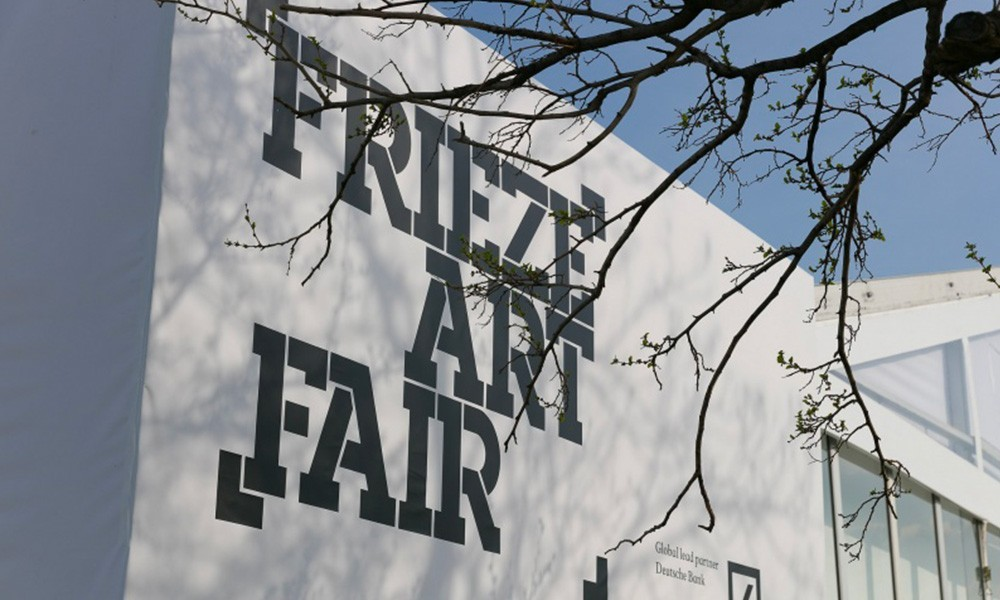 The Artists Everyone Talked about during Frieze Week